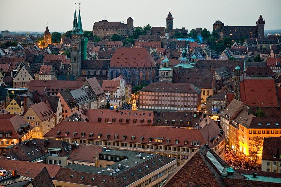 Copyright: Stadt Nürnberg, Fotografin: Birgit Fuder